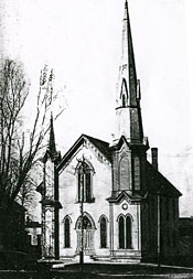 Steeple church